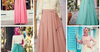 tesettür elbise ile takı kullanma, tesettürlü elbisede takı kullanımı, tesettürlü bayanlar için takı kullanımı