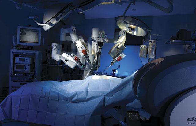 robotik cerrahi nedir, robotik cerrahi ne demek, robotik cerrahi yapımı